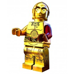 LEGO Star Wars:The Force Awakens C-3PO ZŁOTA!