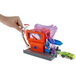 Hot Wheels City Stacja Paliw FRH30 Mattel