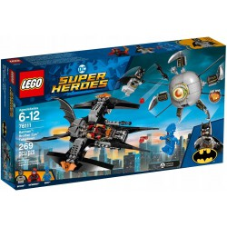 LEGO SUPER HEROES 76111 Pojedynek z Brother Eye