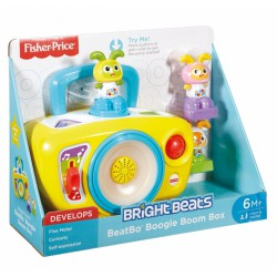 FISHER PRICE INTERAKTYWNY MAGNETOFONIK BEBO FJB66