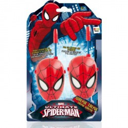 WALKIE TALKIE SPIDERMAN FACE 2,4 GH