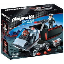 Playmobil FUTURE PLANET 5154 Truck z laserem