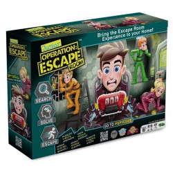 TM Toys - Gra Operacja: Escape Room Junior