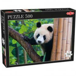 Puzzle Panda 500 elementów firmy TACTIC