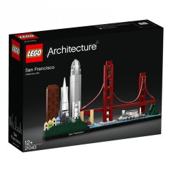 LEGO Architecture  San Francisco 21043