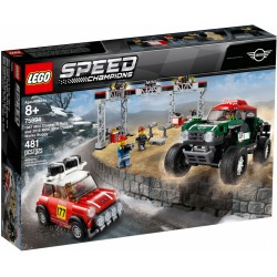 LEGO SPEED Mini Cooper & Buggy 75894 +Katalog