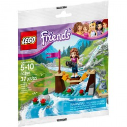KLOCKI LEGO FRIENDS 30398 ADVENTURE CAMP BRIDGE