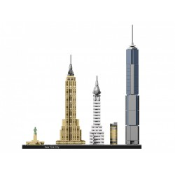 LEGO 21028 ARCHITECTURE NOWY JORK NEW YORK