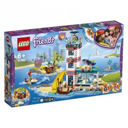 LEGO 41380 FRIENDS Centrum ratunkowe w latarni
