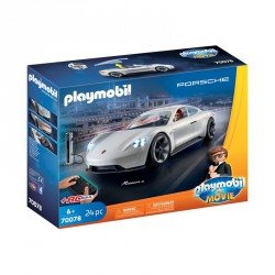 Playmobil 70078 Porsche Mission E Rex'a Dasher'a