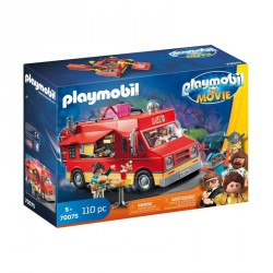 PLAYMOBIL 70075 MOVIE FOOD TRUCK DELA