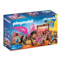 PLAYMOBIL 70074 THE MOVIE MARLA DEL I MAGICZNY KOŃ