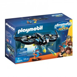 PLAYMOBIL 70071 THE MOVIE ROBOTITRON Z DRONEM