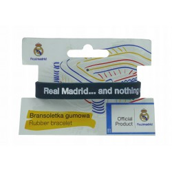 Bransoletka gumowa RM-105 Real Madrid ASTRA