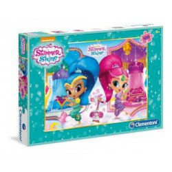 Clementoni Puzzle 100 elementów Shimmer and Shine