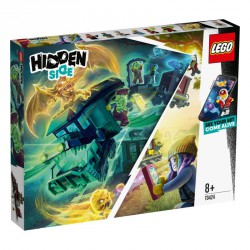 LEGO Hidden Side Ekspres widmo 70424