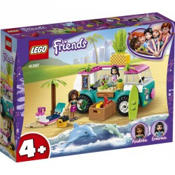 Lego Friends Food truck z sokami delfinki 41397