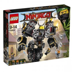 LEGO NINJAGO Mech Wstrząsu 70632 MOVIE