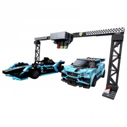 LEGO SPEED CHAMPIONS Jaguar Racing 76898