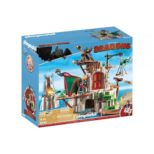 PLAYMOBIL DRAGONS 9243 BERK