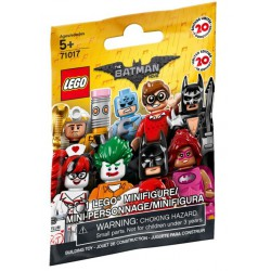 LEGO Minifigurki BATMAN MOVIE 71017