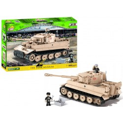 COBI 2519 SMALL ARMY WWII Tiger I 131 The Tank Museum 550kl