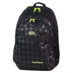 PLECAK PATIO COOLPACK URBAN black& yellow