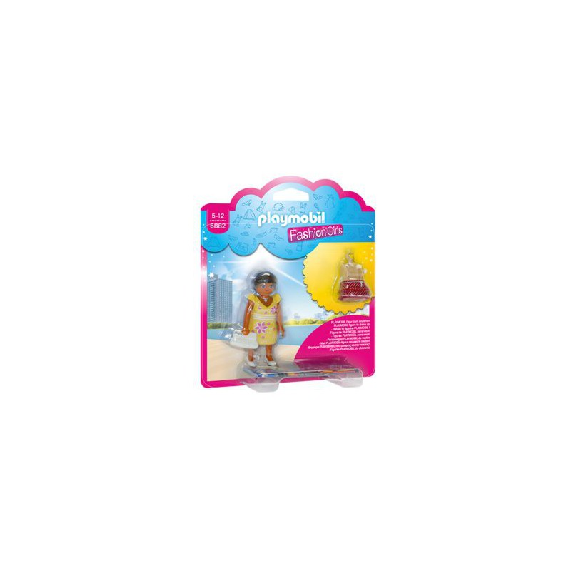 PLAYMOBIL Fashion Girl - Lato 6882