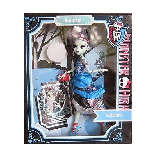 MONSTER HIGH FRANKIE STEIN KOPCIUSZEK X4486