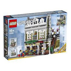 LEGO EXCLUSIVE 10243 Parisian Restaurant