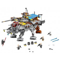 LEGO STAR WARS 75157 AT-TE kapitana Rexa