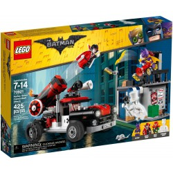 LEGO BATMAN Movie 70921 Armata Harley Quinn