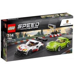 LEGO 75888 SPEED CHAMPIONS Porsche 911 Turbo 3.0