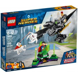 LEGO 76096 SUPER HEROES Superman i Krypto