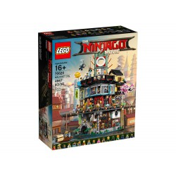 LEGO NINJAGO MOVIE 70620 MIASTO
